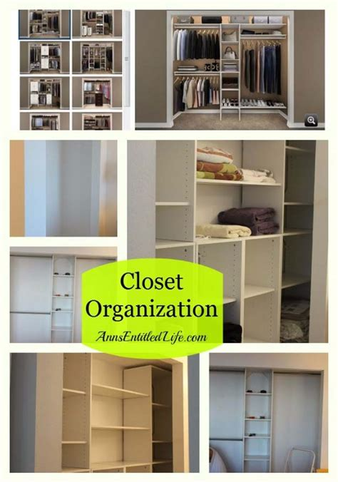 closet organization 31 closet organizing hacks and organization ideas diy