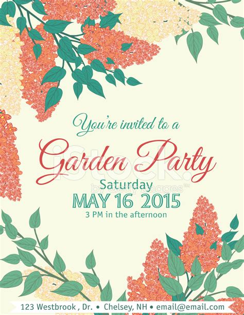 garden invitation template garden invitation template stock photos freeimages