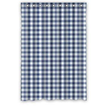navy blue plaid curtains cheap black and white gingham curtains find black and