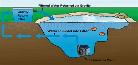 Pompa Air Akuarium Eksternal filter kolam koi akuarium ikan hias