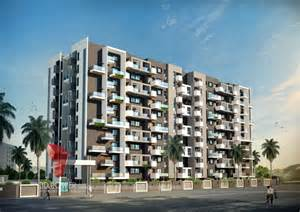Appartment Elevation by 3d Apartment Elevation Rendering 3d Designing Services
