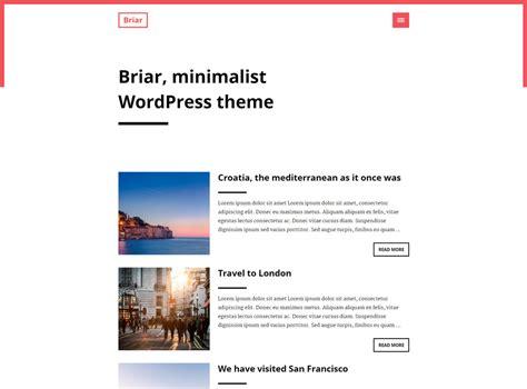 wordpress themes blog minimal 20 free minimalist wordpress themes for blogs portfolio