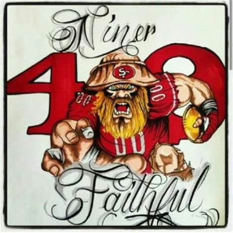 49ers Sketches by Niner Drawing Everything 49ers Forty
