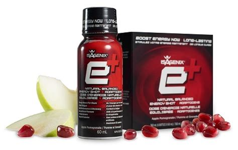isagenix e+ energy shots buy in canada & save!