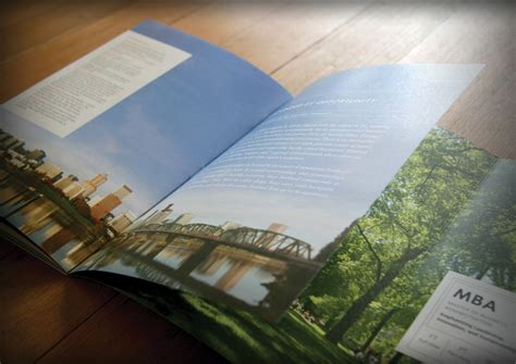 Pdx Psu Mba by Brochure For Portland State Mba Program By