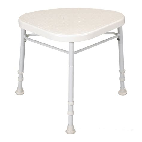 whiteline corner shower stool shower chairs stools
