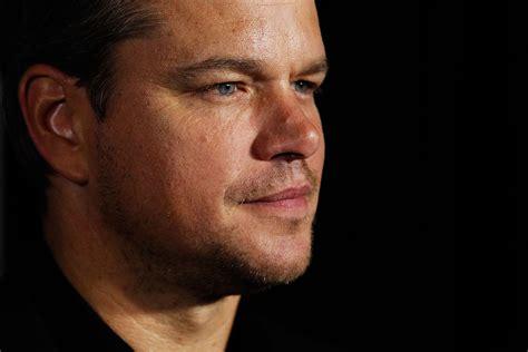 Mat Damin by I Accept Matt Damon S Excuses The Frisky