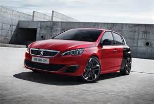 Peugeot Pictures Peugeot 308 Gti Confirmed For Australia Arrives 2016
