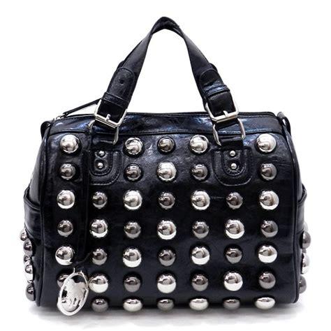 Zara Studded Hobo Bags Black cheap studded handbags handbags 2018
