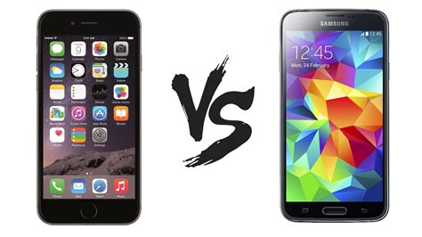 iphone 6 vs samsung galaxy s5 which phone is best for you expert reviews