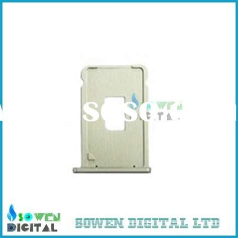 Simcard Tray Slot Simtray Simlock Sim Lock Iphone 5g 5s Original sim card tray for iphone 3gs for sale price manufacturer supplier 2134566