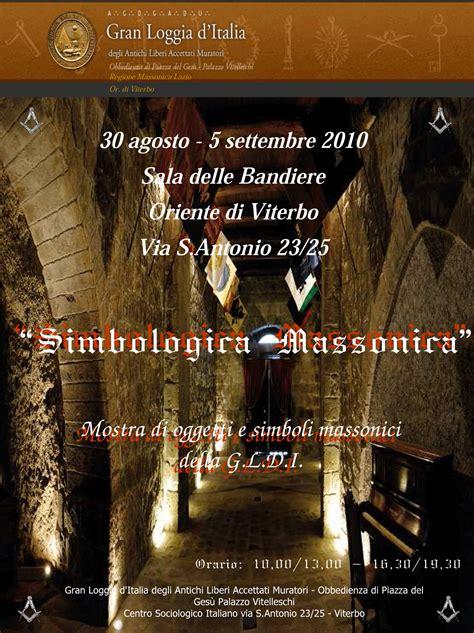 d italia viterbo gran loggia d italia viterbo dal 30 agosto al 5