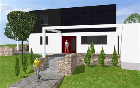 Haus J by Haus J In Burgrieden Rot Architekten