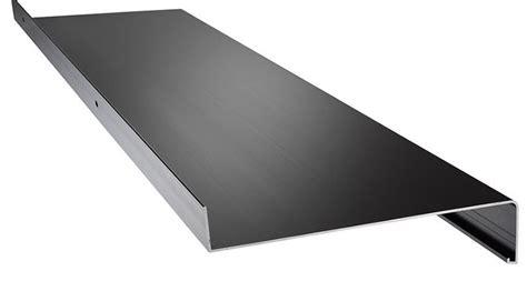Aluminium Fensterbank Anthrazit by Fensterbank Fensterb 228 Nke Grau Ral 7016 Fensterbank Profi