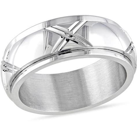 s spinning ring in stainless steel walmart