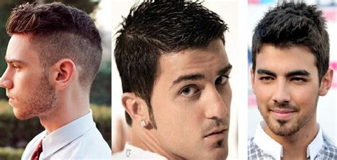 Latest Men Casual & Formal Short Hairstyle Trends & Haircuts