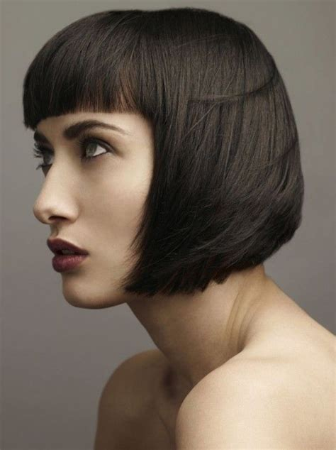 blunt chin length bob 1000 images about bobs and lobs on pinterest short