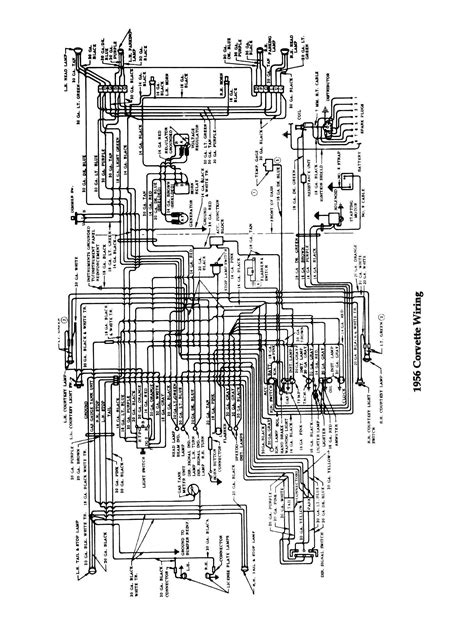 c1 corvette wiring diagram free 1980 corvette wiring