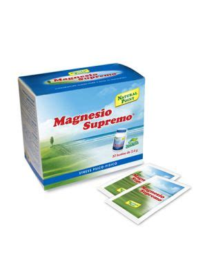magnesio supremo in capsule point magnesio supremo 174 polvere 150 g