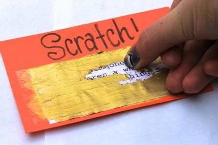 Winning Money On Scratch Cards - do s and don ts of online scratch cards
