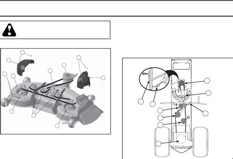 husqvarna drive belt installation wiring diagrams repair