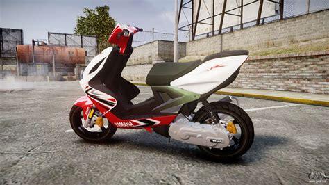 Gta 5 Cross Motorrad Cheat by Yamaha Aerox F 252 R Gta 4
