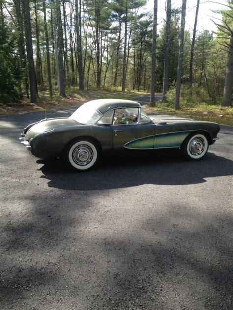 hayes car manuals 1956 chevrolet corvette interior lighting 1956 chevrolet corvette project for sale