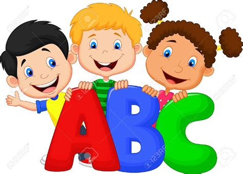 imagenes de niños escolares animadas educacion inicial bienvenidos a mi blog