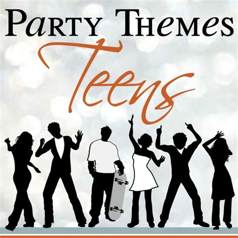 themes names for parties party themes for a birthday by a professional party planner