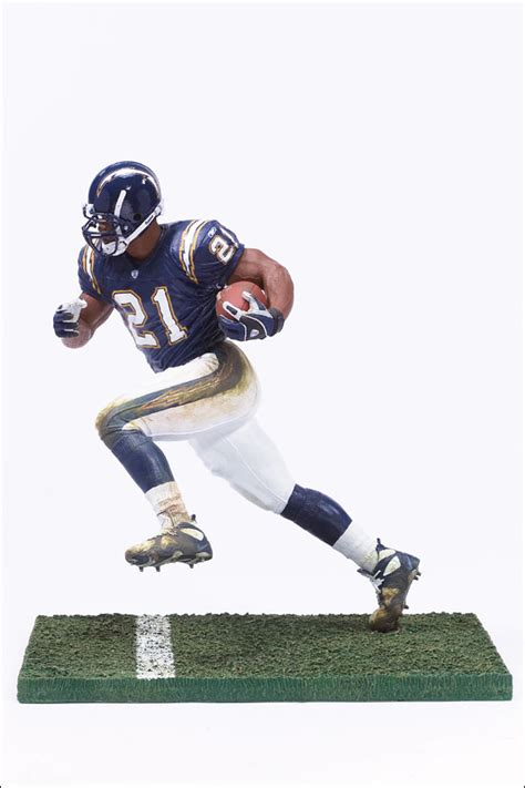 san diego chargers tomlinson ladainian tomlinson san diego chargers nfl 10 mcfarlane