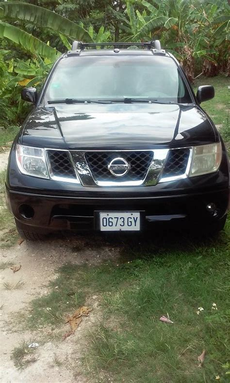 2006 Nissan Frontier For Sale by 2006 Nissan Frontier For Sale In St Jamaica