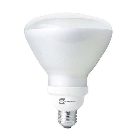 who makes ecosmart light bulbs upc 762148265504 ecosmart 120w equivalent 2700k br40 cfl