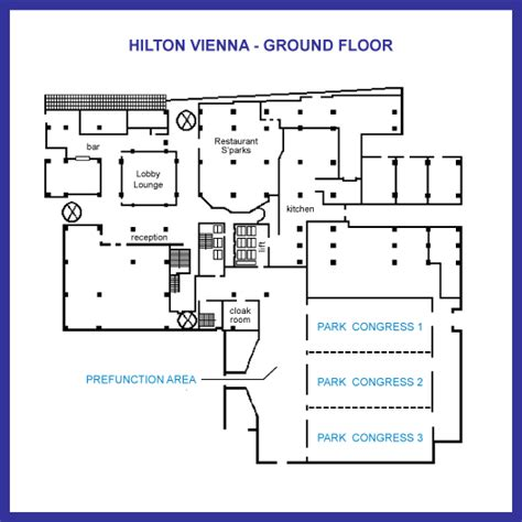 ground floor floor map