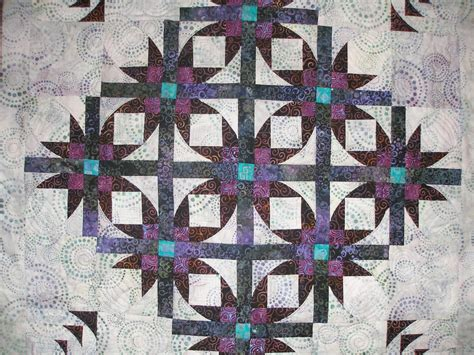 quilt pattern mexican star quixotic crafter bloggers quilt festival spring 2011