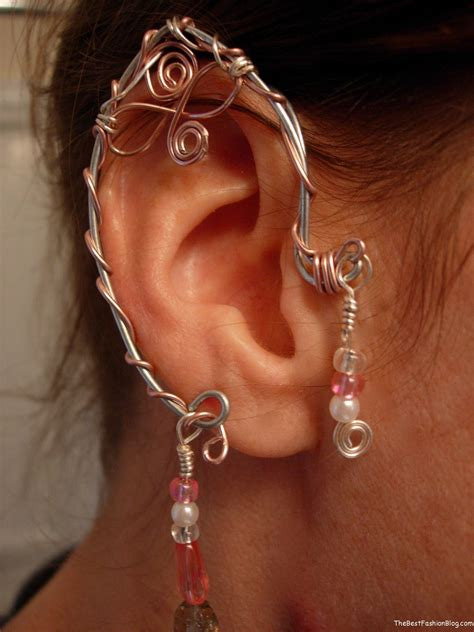 fashionable ear cuffs 2018