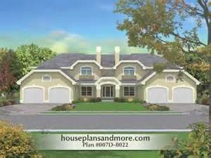 multi homes multi family homes video 1 house plans and more youtube