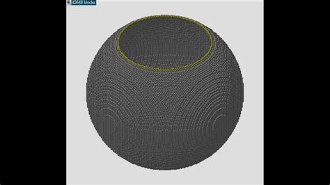how to build columns circles spheres and domes in
