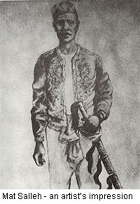 Mat Salleh by Discover Sabah History