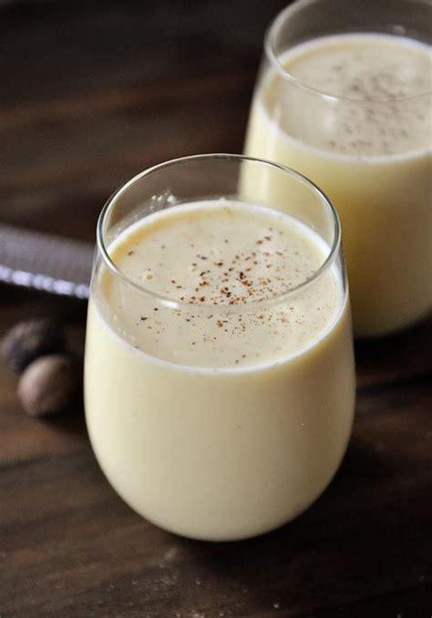 best 25 egg nog ideas on pinterest homemade eggnog