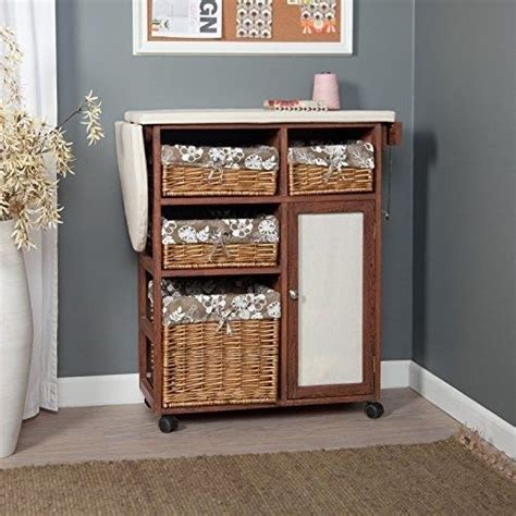 cabinet with ironing board top ironing board deluxe storage cabinet iron holder laundry