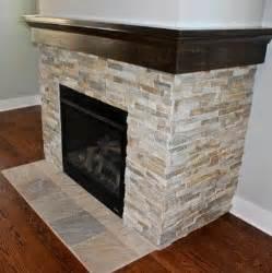 ledgestone fireplace beachwalk dream home living room