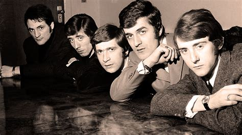 the moody blues in session at the saturday club 1965