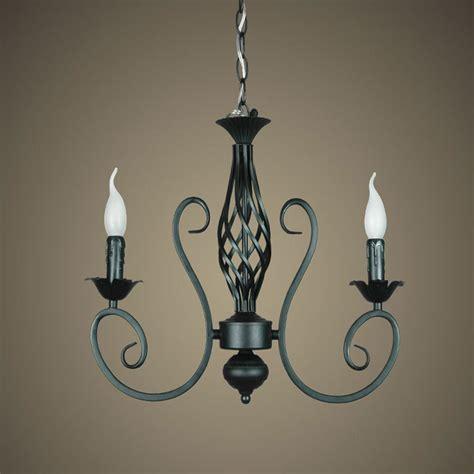 vintage wrought iron chandelier e14 free shipping rustic wrought iron chandelier e14 2pcs led light black candelabra vintage antique