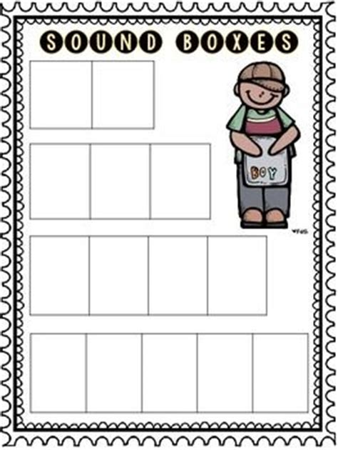 templates for elkonin boxes 17 best ideas about free boxes on pinterest paper box