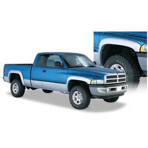 Fender Flares For 2001 Dodge Ram 2500 50903 02 Bushwacker Oe Style Fender Flares Dodge Ram 1994