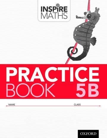 Gasing Mathematics Bilingual 5b inspire maths practice book 5b pack of 30 oxford