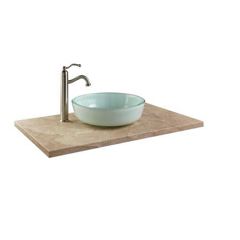 vanity top for vessel sink 49 1000 ideas about vessel sink vanity on vessel