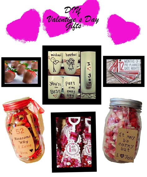 homemade valentines day gifts diy valentine s day gifts it girl adventure