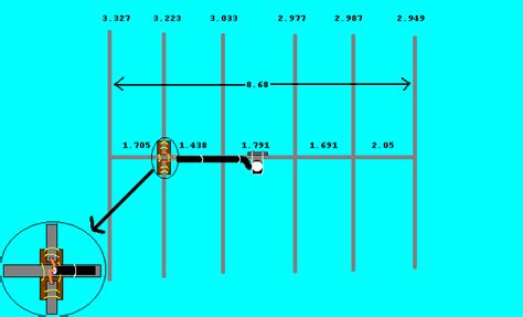 2 meter feet pg1n s ham radio site 2m projects directional antennas