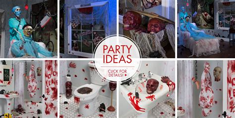 party city party lights asylum halloween decorations decorations tableware